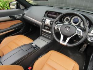 Mercedes-Benz E 400 Cabriolet - Image 18