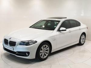 BMW 5 Series 520d Exclusive auto - Image 1