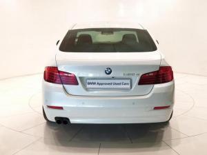 BMW 5 Series 520d Exclusive auto - Image 3