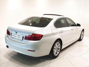 BMW 5 Series 520d Exclusive auto - Image 4