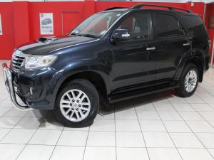 Used 2012 Toyota Fortuner 3 0D-4D Raised Body for sale at R