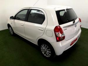 Toyota Etios 1.5 Xs/SPRINT 5-Door - Image 19