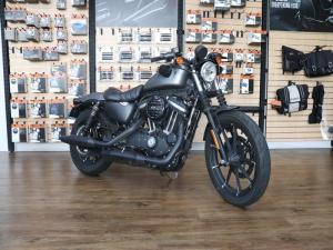 Harley Davidson Sportster XL883N Iron ABS