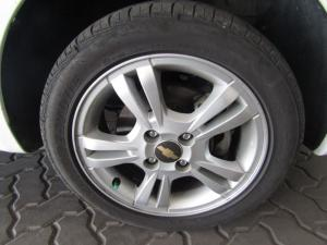 Chevrolet Aveo 1.6 LS sedan - Image 10