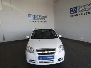 Chevrolet Aveo 1.6 LS sedan - Image 2
