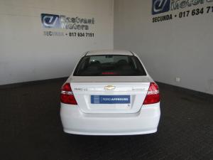 Chevrolet Aveo 1.6 LS sedan - Image 4