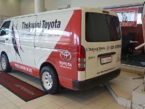 Toyota Quantum 2.5D-4D panel van - Image 3