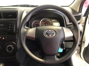 Toyota Avanza 1.3 SX - Image 10