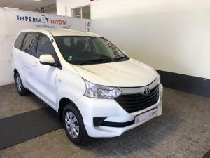 Toyota Avanza 1.3 SX - Image 1