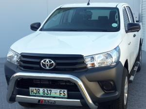 Toyota Hilux 2.4 GD-6 RB SD/C - Image 2