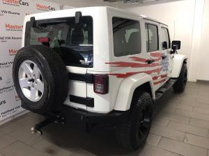 Jeep Wrangler Unltd Sahara 3.6L V6 automatic - Image 8