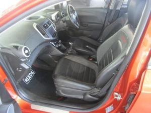 Chevrolet Sonic 1.4T RS 5-Door - Image 10