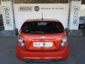 Chevrolet Sonic 1.4T RS 5-Door - Image 5