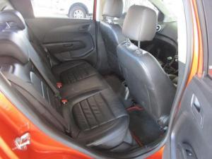 Chevrolet Sonic 1.4T RS 5-Door - Image 8