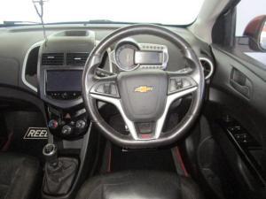 Chevrolet Sonic 1.4T RS 5-Door - Image 9