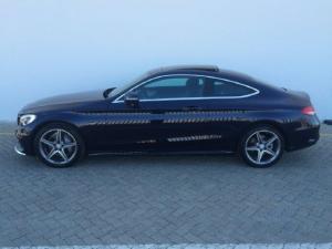 Mercedes-Benz C200 Coupe automatic - Image 3