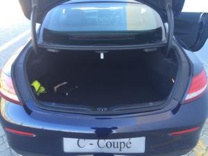 Mercedes-Benz C200 Coupe automatic - Image 7
