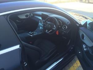 Mercedes-Benz C200 Coupe automatic - Image 8