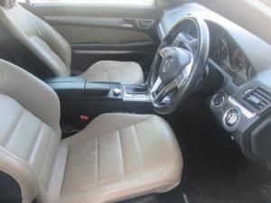 Mercedes-Benz E 350 Cabriolet - Image 5