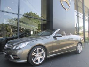Mercedes-Benz E 350 Cabriolet - Image 6