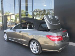Mercedes-Benz E 350 Cabriolet - Image 8