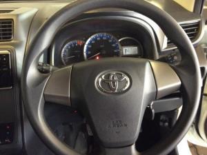 Toyota Avanza 1.3 SX - Image 13