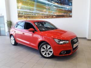 Audi A1 Sportback 1.4T FSiAMB S-TRON - Image 2
