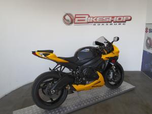 Suzuki GSX R750 - Image 5