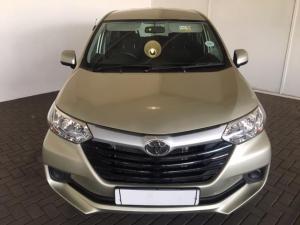 Toyota Avanza 1.5 SX automatic - Image 3