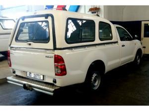 Toyota Hilux 2.5D-4D S - Image 2