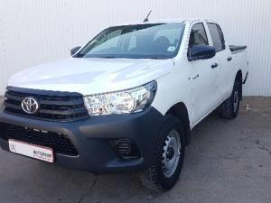 Toyota Hilux 2.4 GD-6 RB SD/C - Image 1