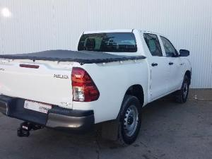 Toyota Hilux 2.4 GD-6 RB SD/C - Image 4