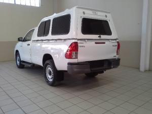 Toyota Hilux 2.4GD-6 SRX - Image 3