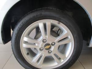 Chevrolet Aveo 1.6 LS automatic - Image 4