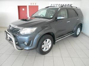 Toyota Fortuner 3.0D-4D Heritage Raised Body - Image 10
