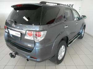 Toyota Fortuner 3.0D-4D Heritage Raised Body - Image 14