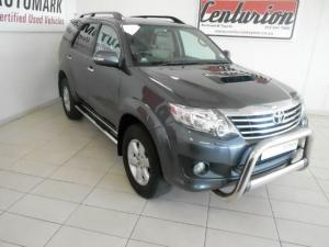 Toyota Fortuner 3.0D-4D Heritage Raised Body - Image 1