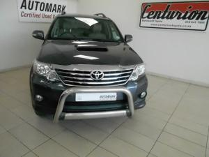 Toyota Fortuner 3.0D-4D Heritage Raised Body - Image 4