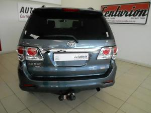 Toyota Fortuner 3.0D-4D Heritage Raised Body - Image 9