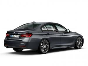 BMW 320D Edition M Sport Shadow automatic - Image 4