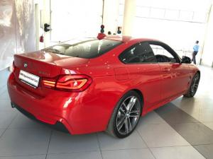 BMW 420D Coupe M Sport automatic - Image 10