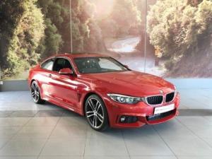 BMW 420D Coupe M Sport automatic - Image 1