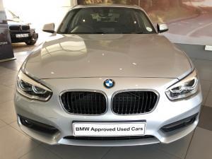 BMW 120d 5-Door automatic - Image 9