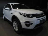 Land Rover Discovery Sport 2.0D SE