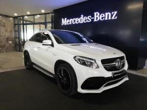 Mercedes-Benz GLE GLE63 S coupe - Image 1