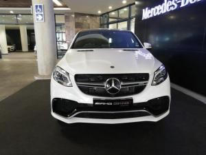 Mercedes-Benz GLE GLE63 S coupe - Image 2