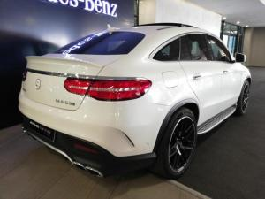 Mercedes-Benz GLE GLE63 S coupe - Image 4