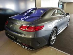 Mercedes-Benz S-Class S63 AMG coupe - Image 4