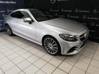 Mercedes-Benz C200 Coupe automatic