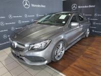 Mercedes-Benz CLA200 automatic